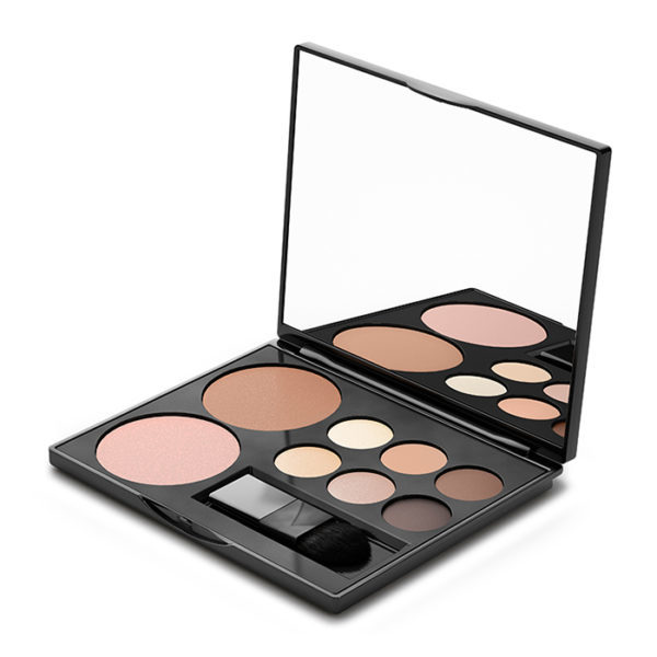Gosh sculpting academy palette face eyes and brows2