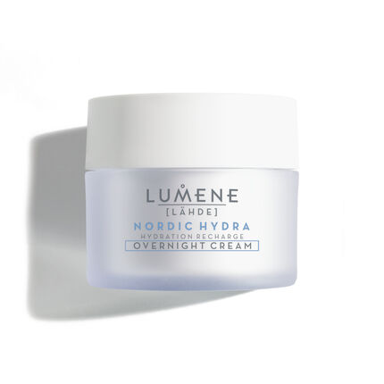 1 1 6412600803204 LAHDE nordic hydra hydration recharge overnight cream
