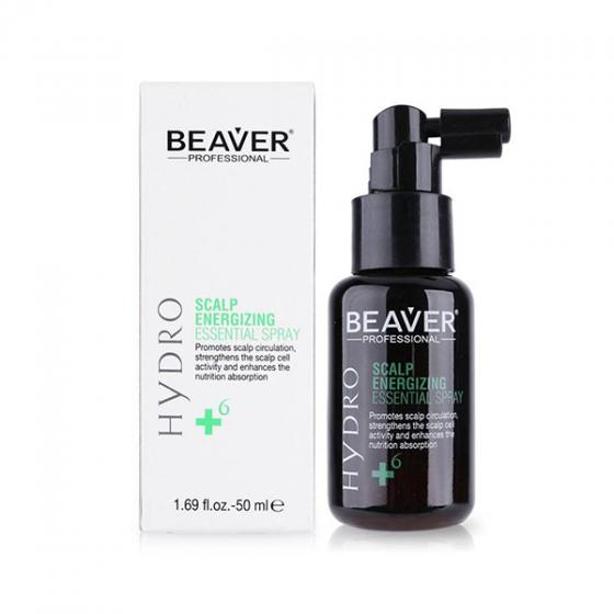 Beaver scalp energizing spray 50ml 1
