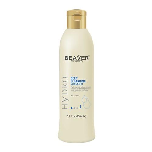 Beaver szampon 258ml przetłuszczające 4