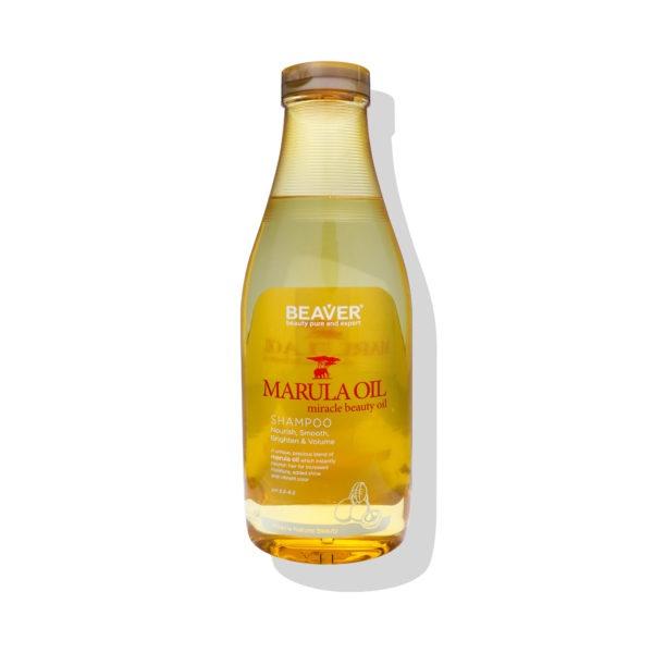 Beaver szampon 730ml marula oil scaled