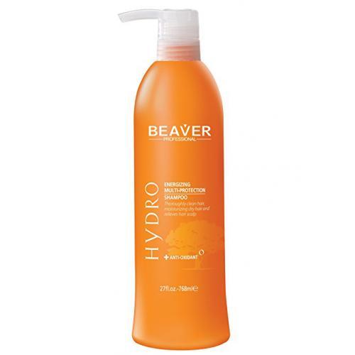 Beaver szampon 768ml energizująco naprawczy