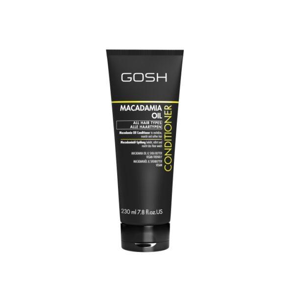 Gosh macadamia oil hair odżywka 230ml