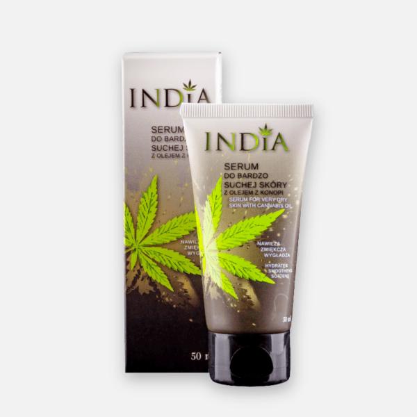 India serum do twarzy