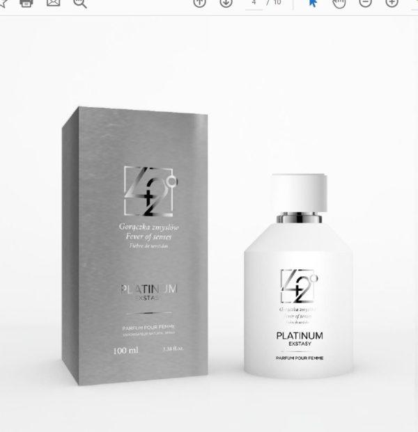 42 D PLATINUM EXTASY