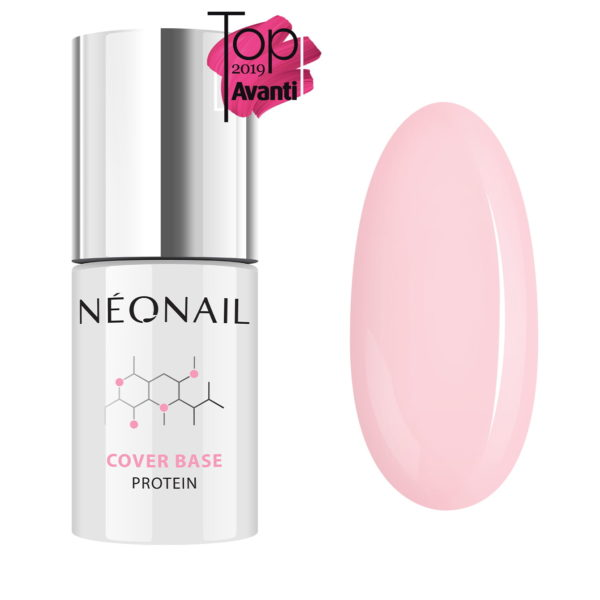 NeoNail cover base protein nude rose