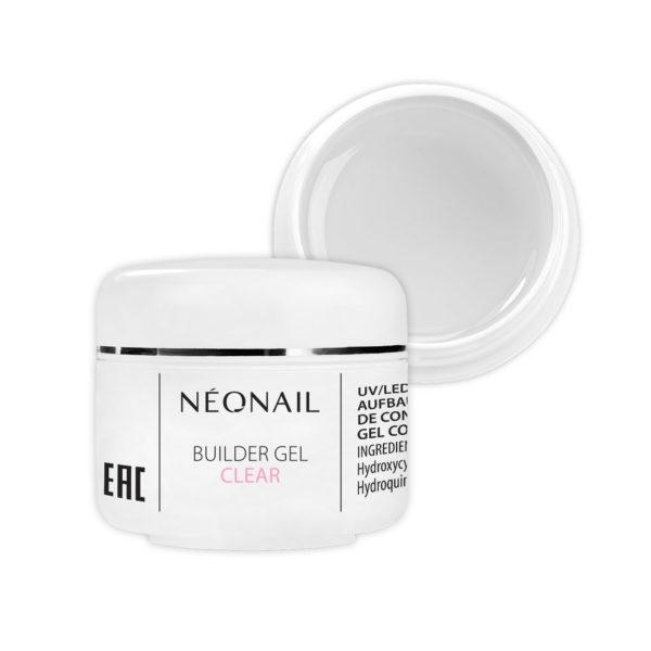 NeoNail zel budujacy clear