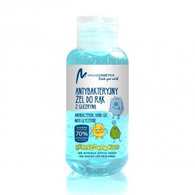 zel do rak dla dzieci 70 alkoholu 100ml niebieski
